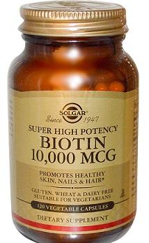 how to stop biotin headaches