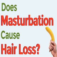 from Arian does masturbation lead to hair loss