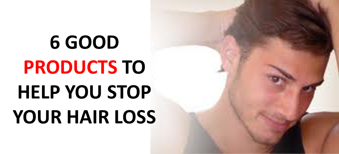 What To Do To Stop Hair Loss