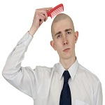 The relation between hair loss and diabetes