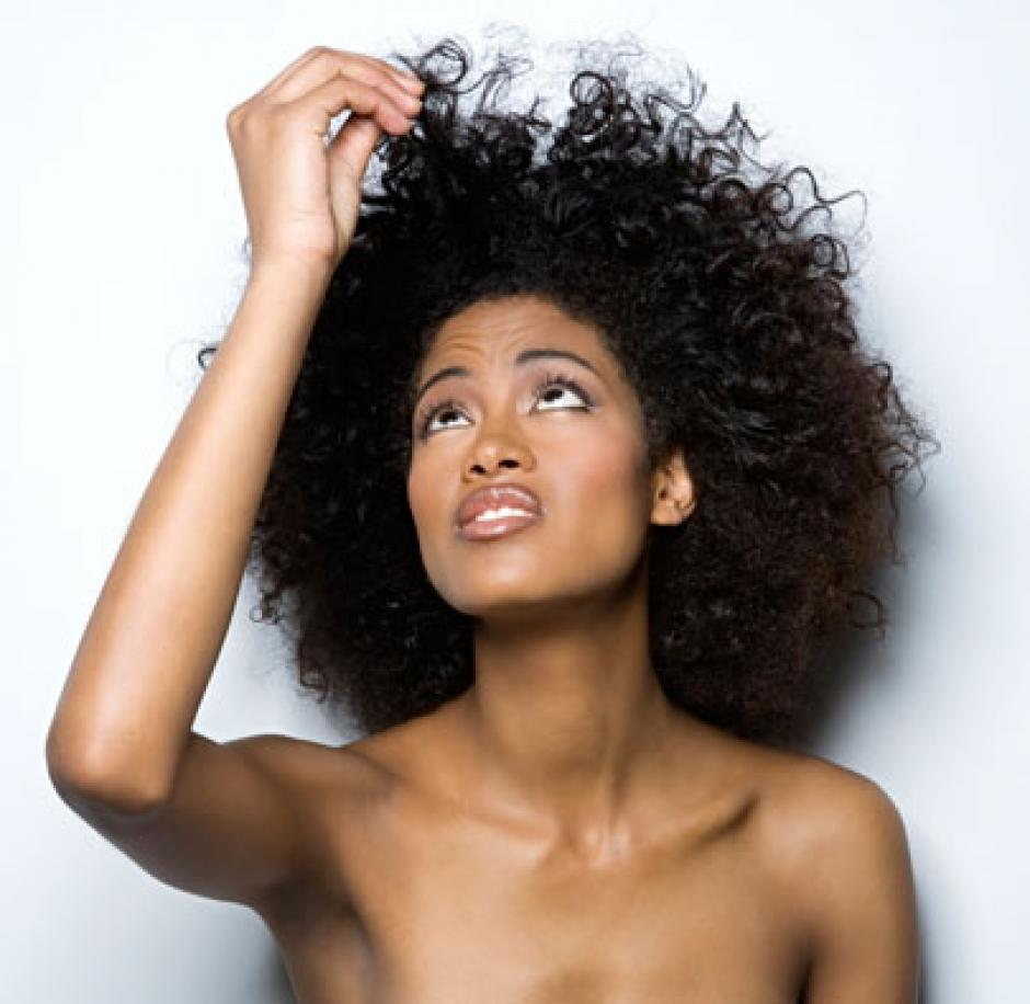Causes of female hair loss in black women