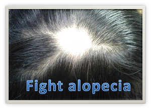 fight hair loss