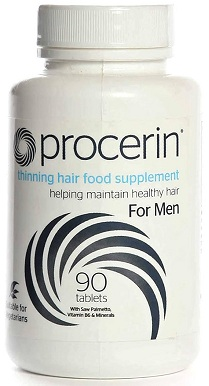 A treatment for hair loss is Procerin