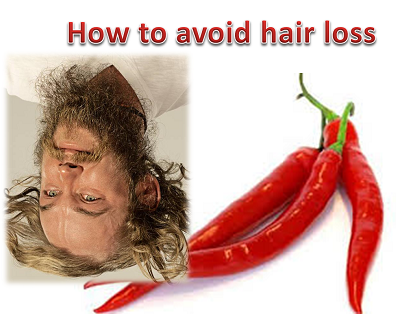 Unusual hair loss solutions