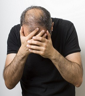 new drug called Astressin-B  can help fight baldness