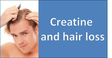 creatine and hair loss: in this post you can learn everything about it