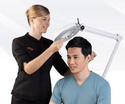 get a visit of the condition of your hair