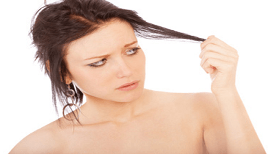 which are the the most common mistakes made at the first signs of thinning hair