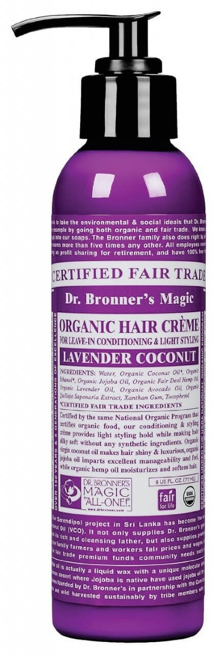 Lavender & Coconut Hair Conditioner & Styling Crème