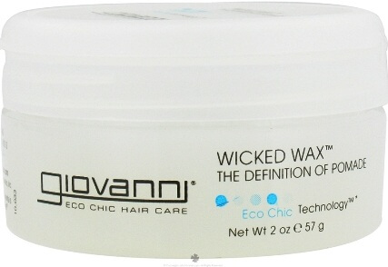 Wicked Texture Styling Pomade, by Giovanni,