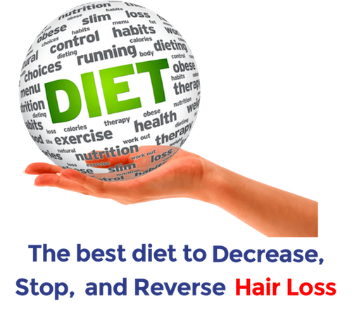 How to reverse hair loss naturally - Endhairloss eu