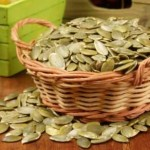 Study about pumpkin seeds helping with hair loss