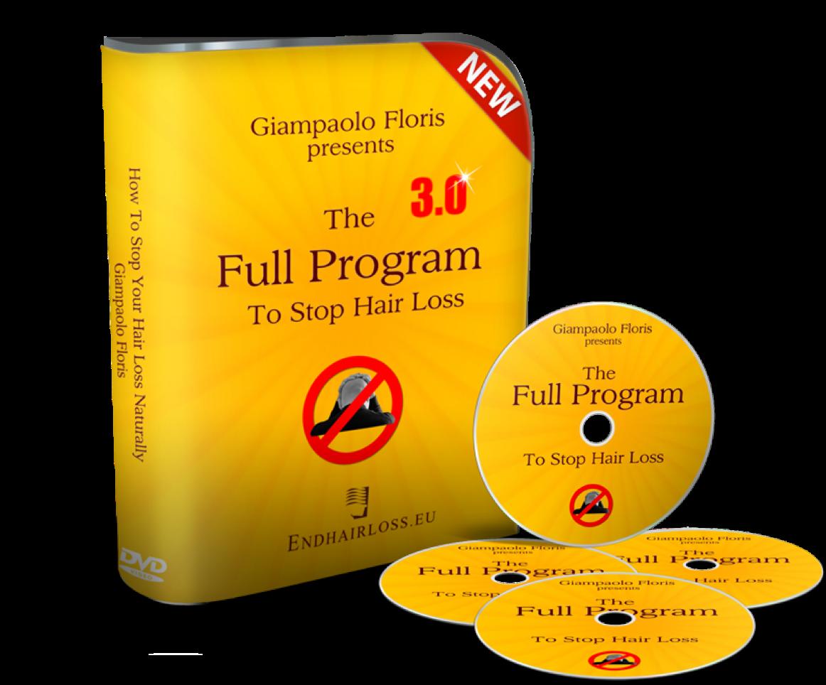 full program endhairloss